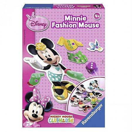 Настольная игра Модная мышка Минни, Ravensburger (RSV-210701)