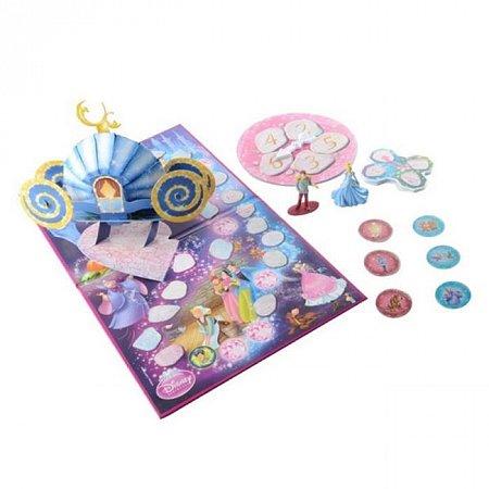Настольная игра Принцессы Дисней: Волшебная карета, Hasbro A6172