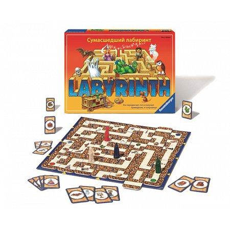 Настольная игра Ravensburger Лабиринт (26582)