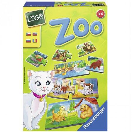 Настольная игра Зоопарк, Ravensburger (RSV-243655)