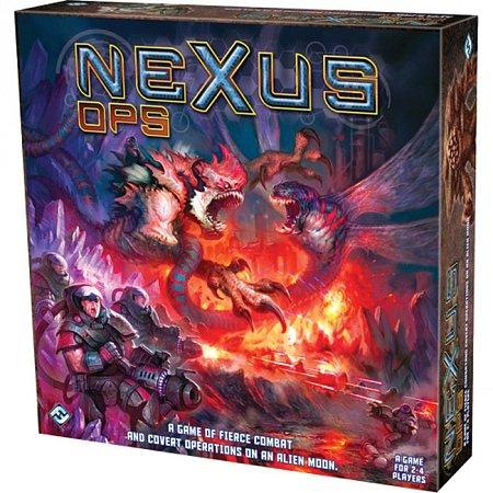 Nexus Ops - Настольная игра