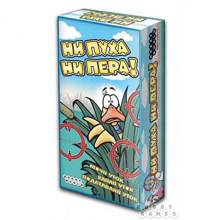 Ни Пуха Ни Пера - Карточная настольная игра (1179)