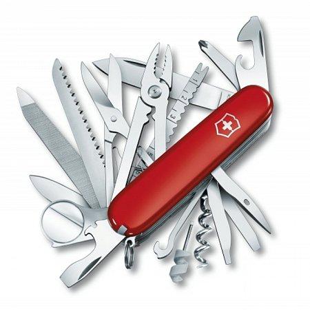 Нож Victorinox SwissChamp 1.6795 красный Victorinox