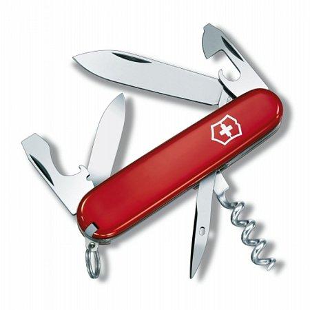 Нож Victorinox Tourist 0.3603 красный Victorinox