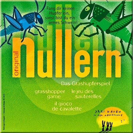 Нуллерн (Nullern) - Карточная настольная игра