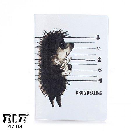 Обложка для паспорта Drug dealer, ZIZ-10015