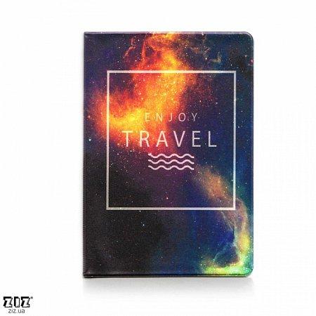 Обложка для паспорта Космос галактика, ZIZ-10102
