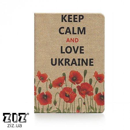 Обложка для паспорта Маки Украины, ZIZ-10089