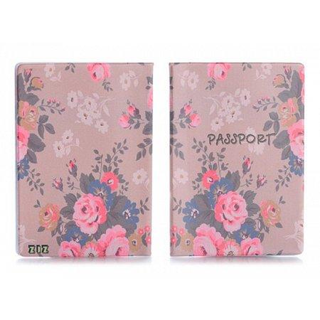 Обложка для паспорта Розы, ZIZ-10045
