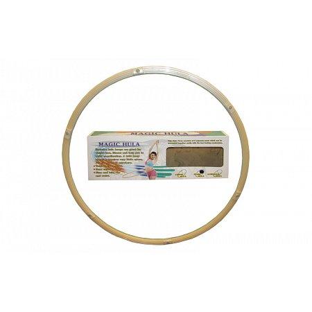 Обруч складной Hula Hoop PS HR-056 PEARL HU-LA (1кг, пластик, 6 секций, d-90см)