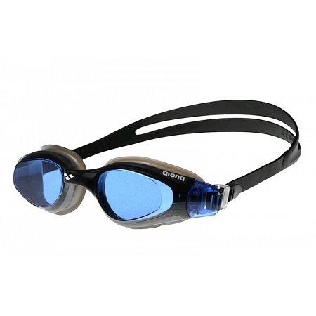 Очки для плавания ARENA AR-92284-57 VULCAN PRO (поликарбонат, TPR, силикон, черные)