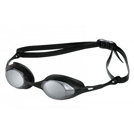 Очки для плавания ARENA AR-92354-55 COBRA MIRROR (поликарбонат, TPR, силикон, черные)