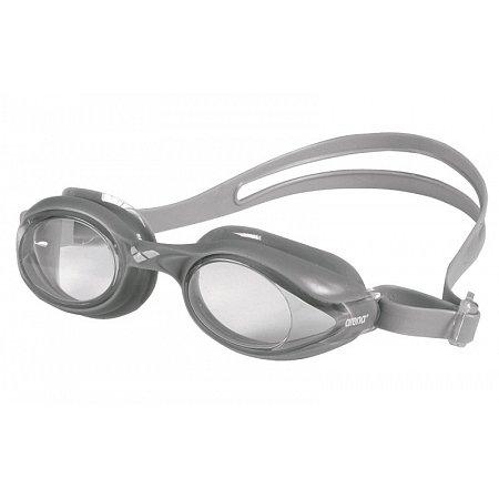 Очки для плавания ARENA AR-92362-11 SPRINT (поликарбонат, TPR, силикон, серые)