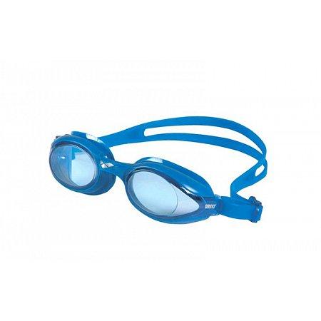 Очки для плавания ARENA AR-92362-77 SPRINT (поликарбонат, TPR, силикон, синие)