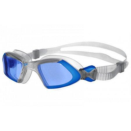 Очки для плавания ARENA AR-92389-71 VIPER UNISEX (поликарбонат, TPR, силикон, серо-синие)