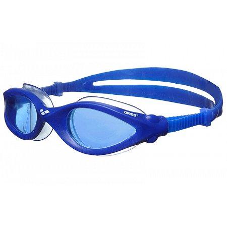 Очки для плавания ARENA AR-92390-57 IMAX PRO (поликарбонат, TPR, силикон, синие)
