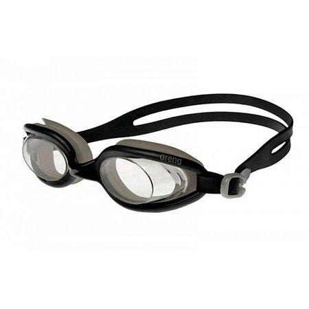 Очки для плавания ARENA AR-92401-35 X-FLEX (поликарбонат, TPR, силикон, серые)
