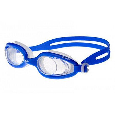 Очки для плавания ARENA AR-92401-70 X-FLEX (поликарбонат, TPR, силикон, синие)