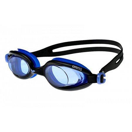 Очки для плавания ARENA AR-92401-75 X-FLEX (поликарбонат, TPR, силикон, черные)