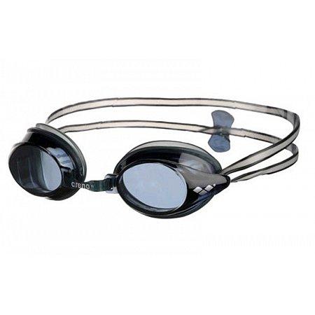 Очки для плавания ARENA AR-92409-50 DRIVE 2 (поликарбонат, TPR, силикон, черные)
