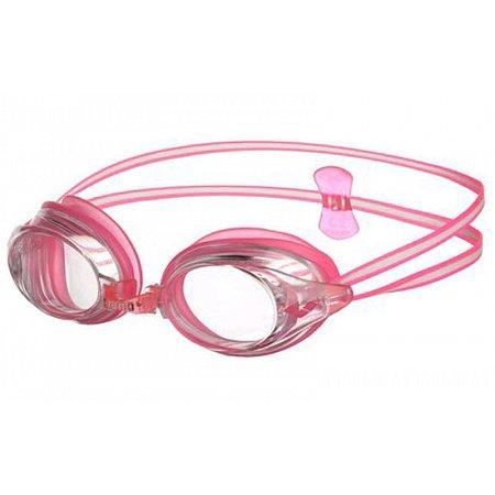 Очки для плавания ARENA AR-92409-91 DRIVE 2 (поликарбонат, TPR, силикон, розовые)