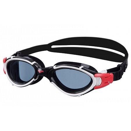 Очки для плавания ARENA AR-92416-54 NIMESIS X-FIT (поликарбонат, TPR, силикон, бело-красно-черные)