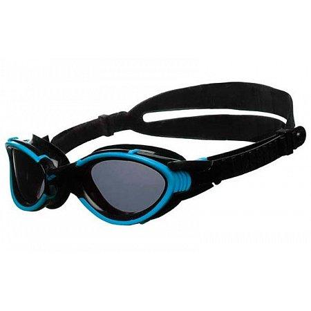 Очки для плавания ARENA AR-92416-57 NIMESIS X-FIT (поликарбонат, TPR, силикон, сине-черные)