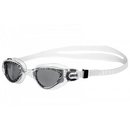 Очки для плавания ARENA детские AR-1E002-15 CRUISER SOFT JR (поликарбонат, TPR, силикон, серый)