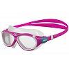 Очки для плавания ARENA детские AR-1E034-90 OBLO JR (поликарбонат, TPR, силикон, розовый-серый)