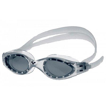Очки для плавания ARENA детские AR-92283-15 IMAX JR ACS (поликарбонат, TPR, силикон, серые)