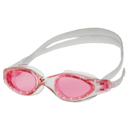 Очки для плавания ARENA детские AR-92283-18 IMAX JR ACS (поликарбонат, TPR, силикон, розовые)
