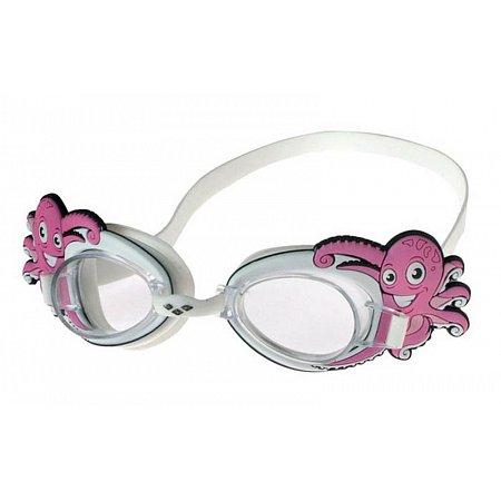 Очки для плавания ARENA детские AR-92339-10 BUBBLE WORLD (поликарбонат, TPR, силикон)