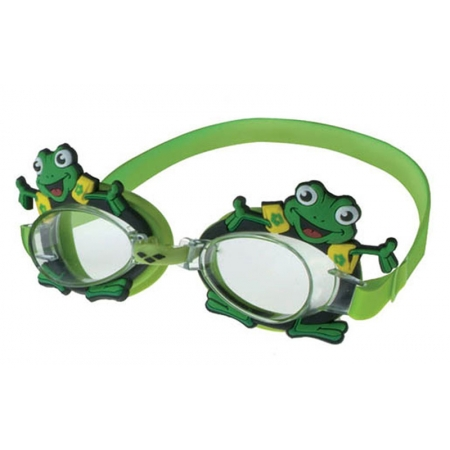 Очки для плавания ARENA детские AR-92339-60 BUBBLE WORLD (поликарбонат, TPR, силикон)