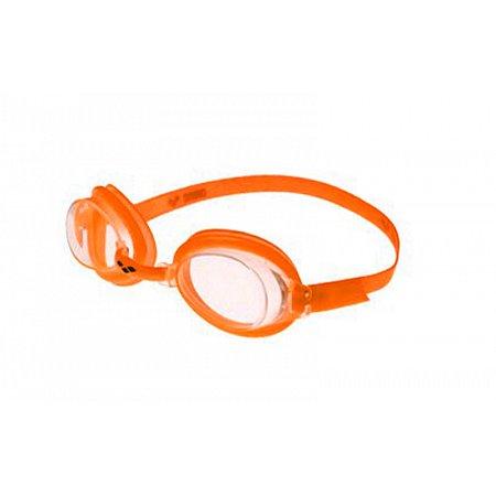 Очки для плавания ARENA детские AR-92395-31 BUBBLE 3 (поликарбонат, TPR, силикон, оранжевые)