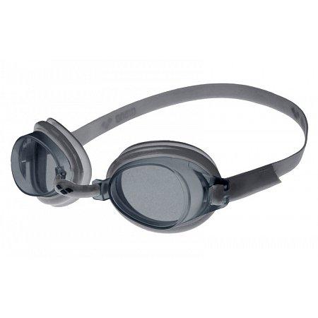 Очки для плавания ARENA детские AR-92395-55 BUBBLE 3 (поликарбонат, TPR, силикон, серые)