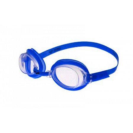 Очки для плавания ARENA детские AR-92395-57 BUBBLE 3 (поликарбонат, TPR, силикон, синие)