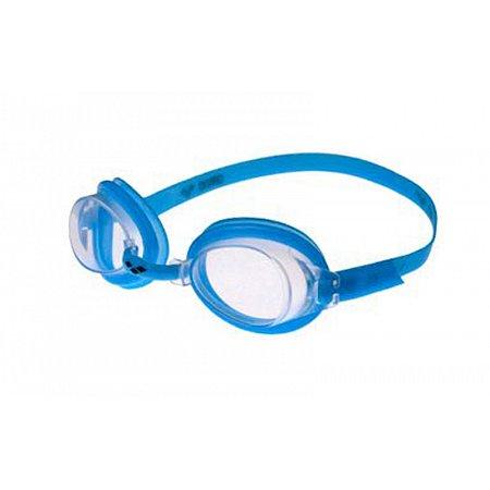 Очки для плавания ARENA детские AR-92395-70 BUBBLE 3 (поликарбонат, TPR, силикон, голубые)