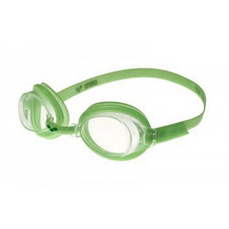 Очки для плавания ARENA детские AR-92395-92 BUBBLE 3 (поликарбонат, TPR, силикон, зеленые)