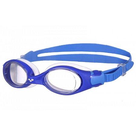 Очки для плавания ARENA детские AR-92406-70 FREESTYLE JR (поликарбонат, TPR, силикон, синие)