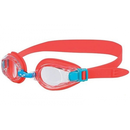 Очки для плавания ARENA детские AR-92408-37 AWT MULTI JR (поликарбонат, TPR, силикон, красные)
