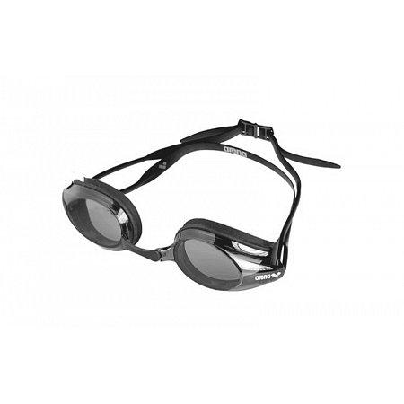 Очки для плавания ARENA стартовые AR-92341-55 TRACKS (поликарбонат, TPR, силикон, серые)