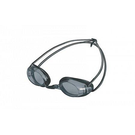 Очки для плавания ARENA стартовые AR-92357-55 PURE (поликарбонат, TPR, силикон, серые)