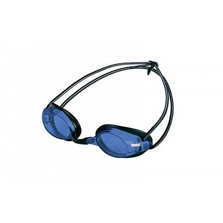 Очки для плавания ARENA стартовые AR-92357-75 PURE (поликарбонат, TPR, силикон, синие)