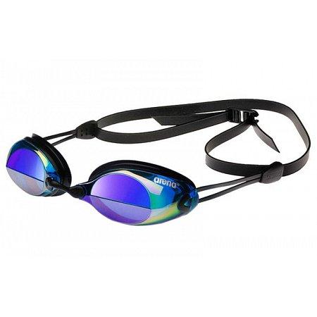 Очки для плавания ARENA стартовые AR-92372-47 X-VISION MIRROR (поликарбонат, TPR, силикон, серый)