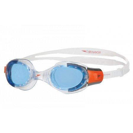 Очки для плавания детские SPEEDO 8012337239 JR FUTURA BIOFUSE (поликарбонат,TPR,силикон,цвета в асс)