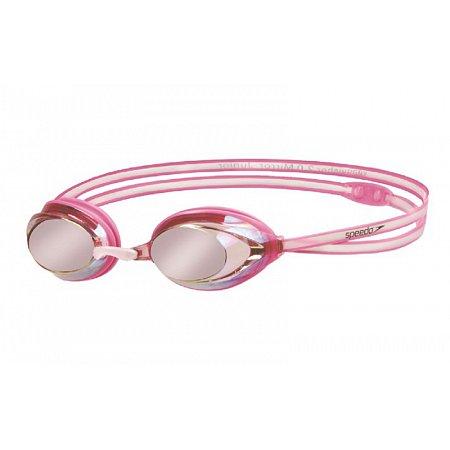 Очки для плавания детские SPEEDO 8061750000 VANQUISHER JR (поликарбонат, силикон, цвета в ассорт)