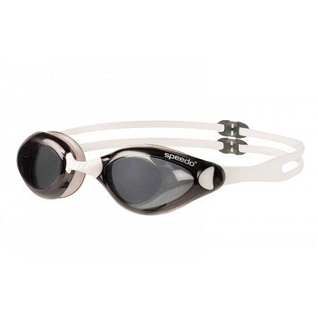 Очки для плавания SPEEDO 8074542556 AQUAPULSE (поликарбонат, TPR, силикон, бело-дымчатые)