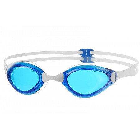 Очки для плавания SPEEDO 8074544284 AQUAPULSE (поликарбонат, TPR, силикон, бело-синие)
