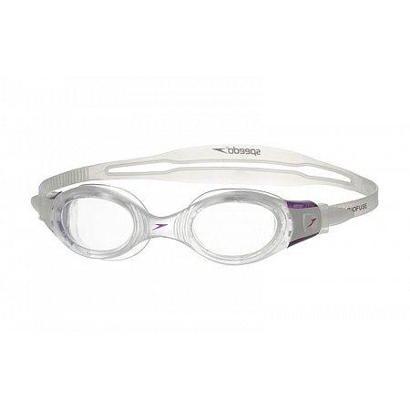 Очки для плавания SPEEDO 8080357239 FUTURA BIOFUSE FEMALE (полипропилен, CP, TPR, силикон)