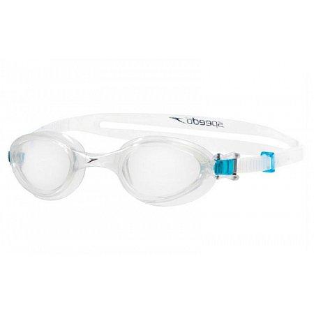Очки для плавания SPEEDO 8090133518 FUTURA ONE (поликарбонат, силикон, прозрачные)